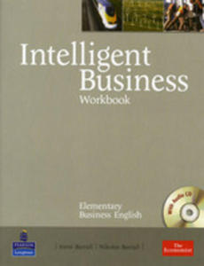 Intelligent Business Elementary - Workbook Plus Audio Cd [Zeszyt Ćwiczeń Plus Audio Cd] - 2839265883