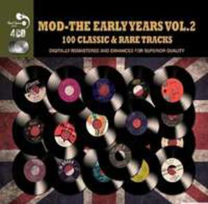 Mod The Early Years Vol.2 - 2840170597