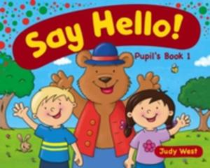 Say Hello, Pupils Book - 2840001982