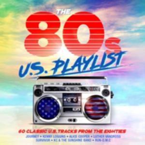 80s Us Playlist - 2852390684