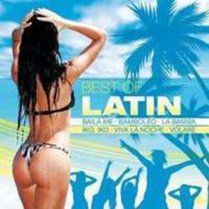 Best Of Latin - 2839334404