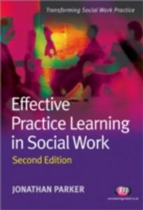 Effective Practice Learning In Social Work - 2839975464