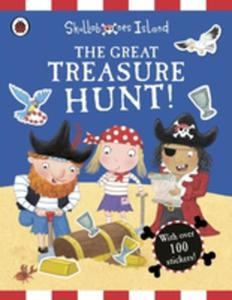 The Great Treasure Hunt: A Ladybird Skullabones Island Sticker Activity Book - 2842398834