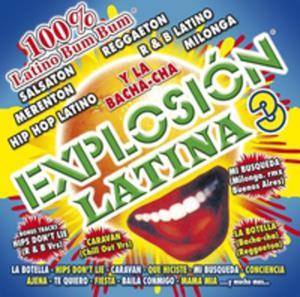 Explosion Latina 3 - 20tr - - 2839338937