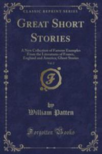 Great Short Stories, Vol. 2 - 2854054545