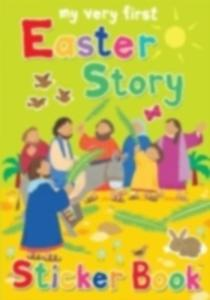 My Very First Easter Story Sticker Book - 2850515883