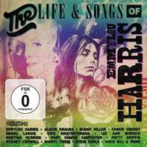 The Life And Songs Of Emmylou Harris: An All-star Concert Celebration Cd/dvd - 2843977729