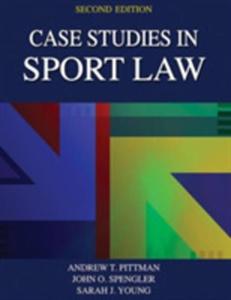 Case Studies In Sport Law - 2842840933