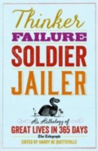 Thinker, Failure, Soldier, Jailer - 2840044747