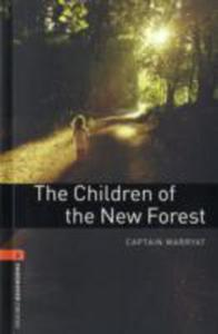 The Oxford Bookworms Library: Stage 2: The Children Of The New Forest - 2849492436