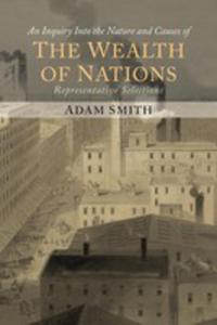 The Wealth Of Nations (Representative Selections) - 2852969762