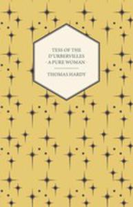 Tess Of The D'urbervilles - A Pure Woman - 2854846296