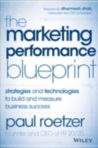The Marketing Performance Blueprint - 2844435049