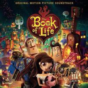 The Book Of Life (Original Motion Picture Soundtrack) - 2839901082