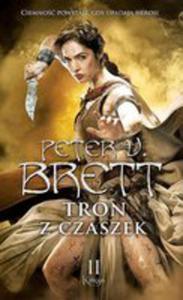 Tron Z Czaszek. Księga 2 - 2843705283