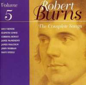 Songs Of Robert Burns 5 - 2839540743
