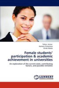 Female Students' Participation & Academic Achievement In Universities - 2870776825