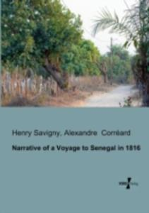 Narrative Of A Voyage To Senegal In 1816 - 2857133287