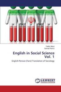 English In Social Science Vol. 1 - 2857253478
