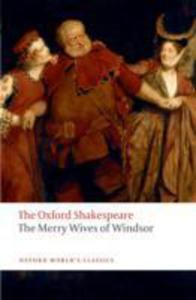 Merry Wives Of Windsor: The Oxford Shakespeare - 2839862949