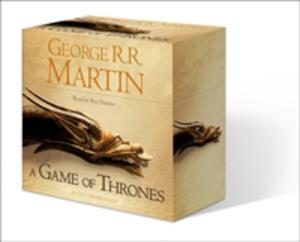 A Game Of Thrones (A Song Of Ice And Fire, Book 1) - 2856626397