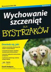 Wychowanie Szczeniąt Dla Bystrzaków - 2839822043