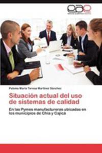 Situacion Actual Del Uso De Sistemas De Calidad - 2860375617
