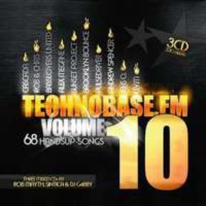 Technobase Fm Vol.10 - 2840170668