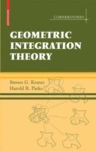 Geometric Integration Theory - 2845339415