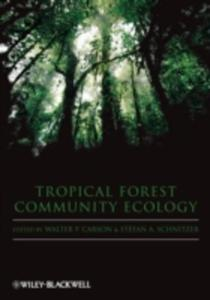 Tropical Forest Community Ecology - 2849508717