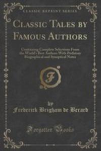 Classic Tales By Famous Authors - 2855118521