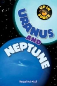 Up In Space: Uranus And Neptune (Qed Reader) - 2839913466