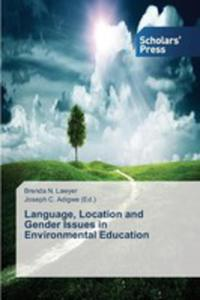 Language, Location And Gender Issues In Environmental Education - 2857258399