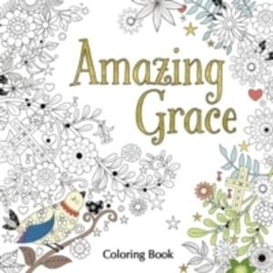 Amazing Grace Coloring Book - 2840405518