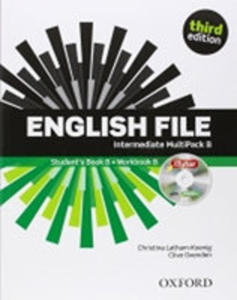 English File Third Edition Intermediate Multipack B - 2849522807