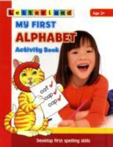 My First Alphabet Activity Book - 2841481050