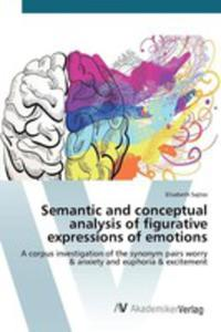 Semantic And Conceptual Analysis Of Figurative Expressions Of Emotions - 2860685501