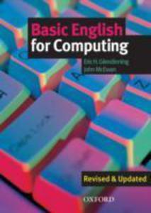 Basic English For Computing: Student's Book - 2840022179
