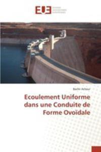 """Ecoulement Uniforme Dans Une Conduite De Forme Ovo""""idale - 2871745433"""