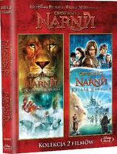 Opowiesci Z Narnii Pakiet 2 Film�w (Lew, Czarownica I Stara Szafa / Ksi��� Kaspian) - 2840083077