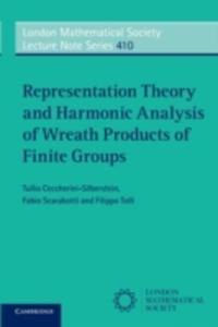 Representation Theory And Harmonic Analysis Of Wreath Products Of Finite Groups - 2839896859