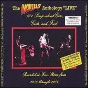 Anthology Live: 101 Songs About Cars Girls & Food - 2870290914