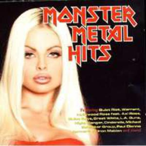 Monster Metal Hits - 2839408685