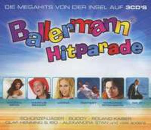 Ballermann Hitparade - 2839625443