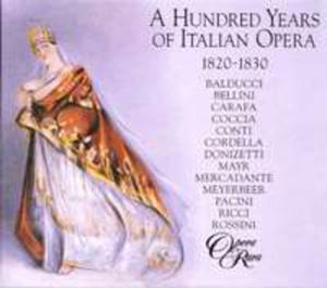 100 Years Of Italian Opera Vol - 2839560960