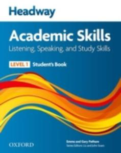 Headway Academic Skills: 1: Listening, Speaking, And Study Skills Student's Book And Audio Cd - 2849923039