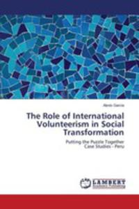 The Role Of International Volunteerism In Social Transformation - 2870802556