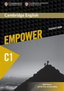 Cambridge English Empower Advanced Teacher's Book - 2871000239