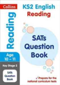 Ks2 Reading National Test Question Book - 2847666031