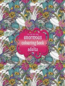 The One And Only Enormous Colouring Book For Adults - 2846080835